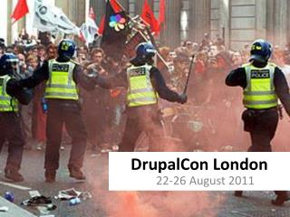 DrupalCon London