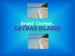 Grand Cayman,