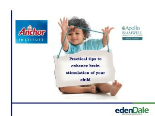 Practical tips to enhance brain stimulation of your child