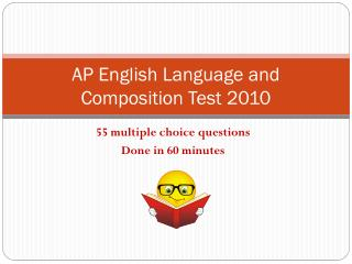 AP English Language and Composition Test 2010