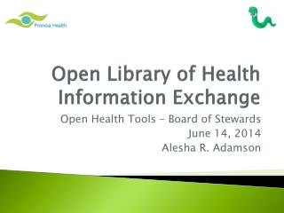 Open Library of Health Information Exchange