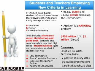 Students and Teachers Employing New Criteria in Learning