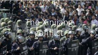 The Xinjiang conflict