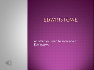 edwinstowe