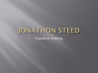 Jonathon Steed
