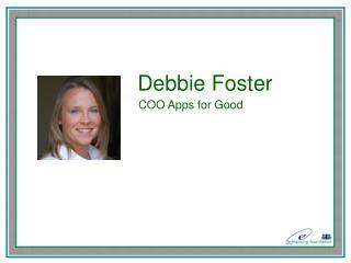 Debbie Foster