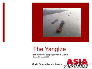 The Yangtze