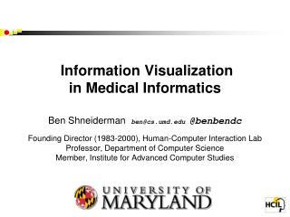 Interdisciplinary research community     - Computer Science & Info Studies