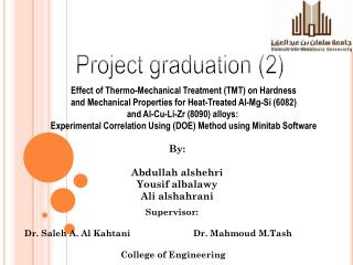 Project graduation (2)