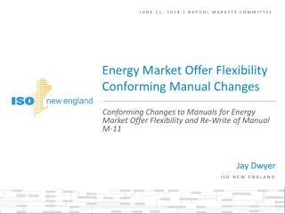 June  11,  2014 | NEPOOL markets committee