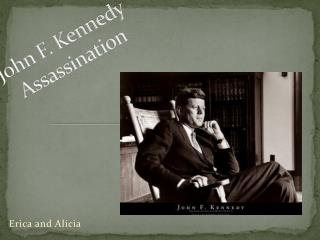 John F. Kennedy Assassination