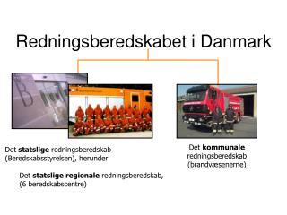 Redningsberedskabet i Danmark