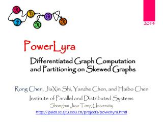Differentiated  Graph Computation  and  Partitioning on Skewed Graphs
