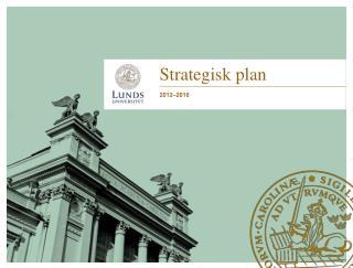 Strategisk plan