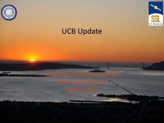 UCB Update