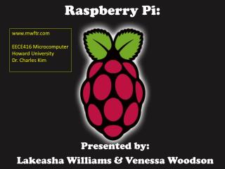 Raspberry Pi: