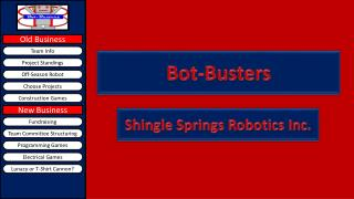 Bot-Busters