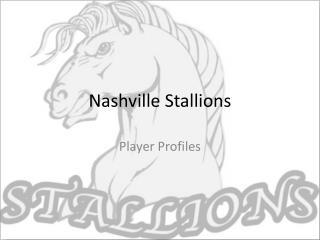 Nashville Stallions