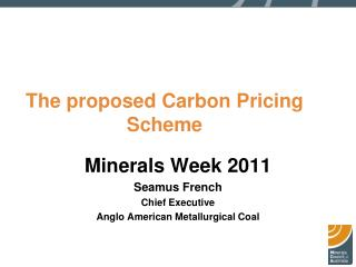 The proposed Carbon Pricing Scheme