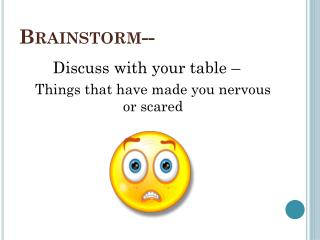 Brainstorm--