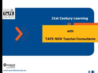 With  TAFE NSW Teacher