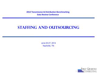 Staffing and Outsourcing
