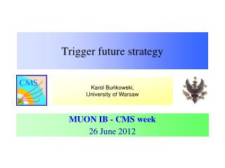 Trigger future strategy