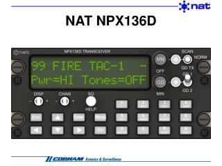 NAT NPX136D