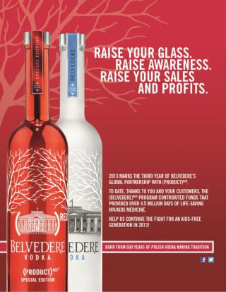 BELVEDERE VODKA AND THE PGA CHAMPIONSHIP PARTNER