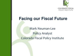 Facing our Fiscal Future