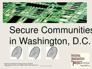 Secure Communities  in Washington, D.C.