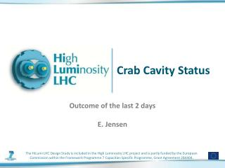 Crab Cavity Status