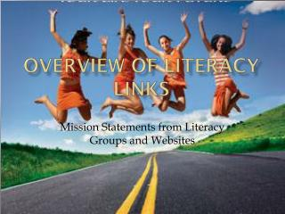Overview of Literacy Links