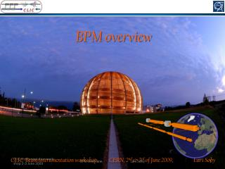 BPM overview