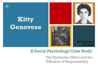 A Social Psychology Case Study