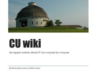 CU wiki