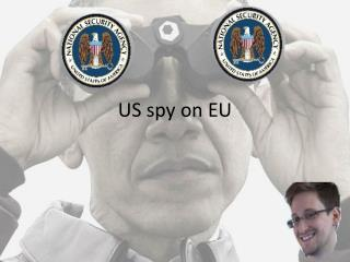 US spy on EU