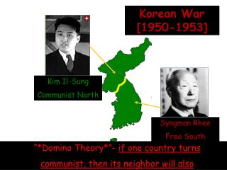 Korean War [1950-1953]