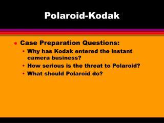Polaroid-Kodak