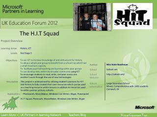 The H.I.T Squad