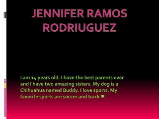 JENNIFER RAMOS RODRIUGUEZ