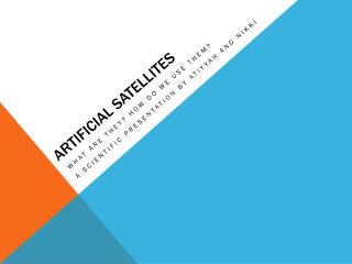 Artificial Satellites