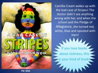 If you love books a bout sickness, this  is your kind of book!