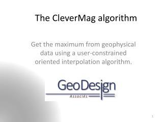 The  C leverMag  algorithm