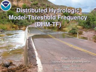 Distributed Hydrologic Model-Threshold Frequency (DHM-TF)