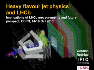 Heavy flavour jet physics and  LHCb