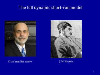 The full dynamic short-run model