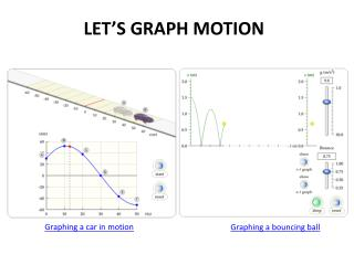 Graphing a bouncing ball