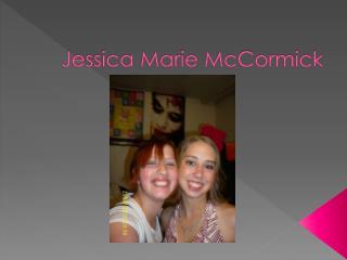Jessica Marie McCormick