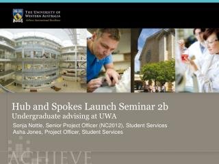 Hub and Spokes Launch Seminar 2b